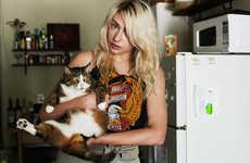 Feminine Feline Photography