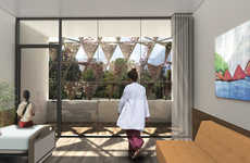 Soothing Pediatric Hospitals