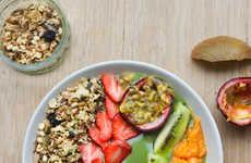 Smoothie Breakfast Bowls