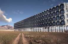 Modular Carbon-Capturing Filters