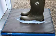 Disinfecting Foot Mats