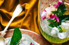 Floral Moroccan Sangrias
