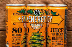 Fruity Energy Drinks
