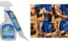 Replenishing Spray Bottles