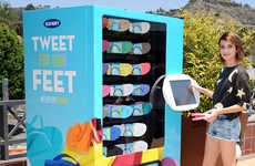 16 Social Media Vending Machines