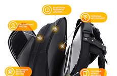 Technologically Savvy Backpacks