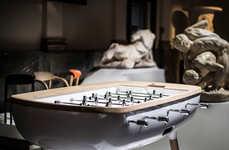 Opulent Foosball Tables