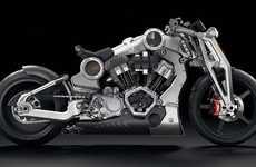 Insanity-Laden Motorbikes