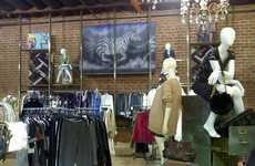 High-End Thrift Shops