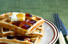 25 Delicious Morning Waffles