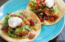 Meatless Cauliflower Tacos