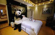 Panda-Themed Hotels