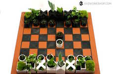 Planter Game Boards