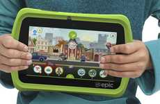 Child-Centric Tablets