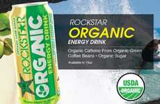 Organic Energy Beverages