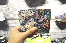 Sneaker Trading Cards