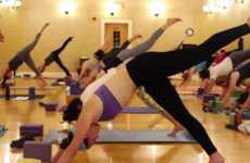 Millennial Yoga Programs