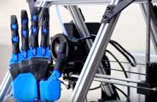 Accessible Prosthetic Projects