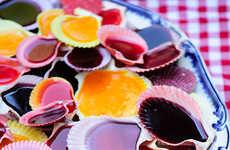 Colorful Seashell Sweets