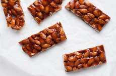 Almond Brittle Candies