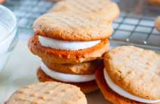 Nostalgic Sandwich Cookies