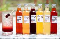 Vinegar Cocktail Syrups