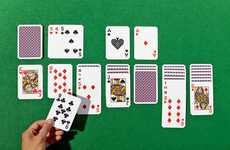 Pixelated Solitare Sets