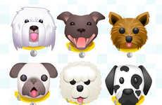 Dog Adoption Emojis