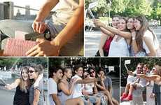 Selfie-Stick Phone Cases