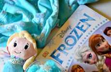 Wintery Disney Slushies