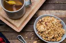 Homemade Superfood Granolas