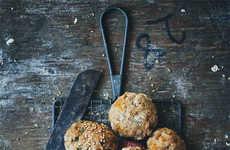 Gluten-Free Vegetable Buns