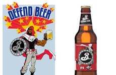 Comic-Con Superhero Beers