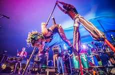 Circus-Themed Beer Festivals