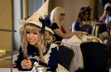 Lolita-Inspired Tea Parties