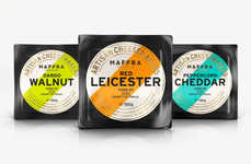 35 Examples of Cheese Branding