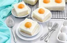 Egg-Resembling Spiegeleierkuchen