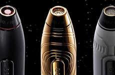 Sleek Sci-Fi Pens