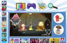 Kid Entertainment Platforms