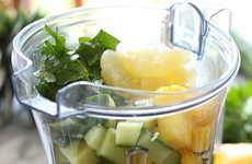 Citrusy Cucumber Smoothies