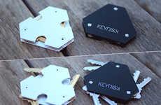 Versatile Key Holders