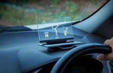 Intuitive GPS Displays