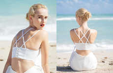 100 All-White Fashion Examples