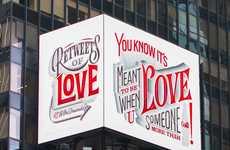 Brand-Adoring Billboards