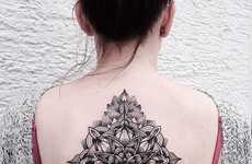 Intricate Mandala Tattoos