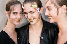 Haute Golden Cosmetic Dusts