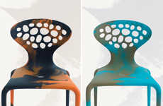 Psychedelic Seating Solutions