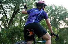 Turn-Detecting Cycling Gadgets