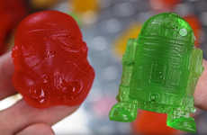 Customized Galactic Gummies