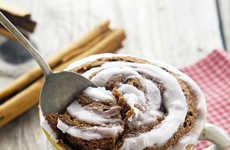 Paleo Cinnamon Bun Cakes